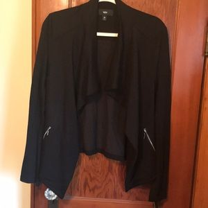 Women's black jacket NWT